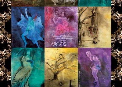Affiche 59x84cm Argos