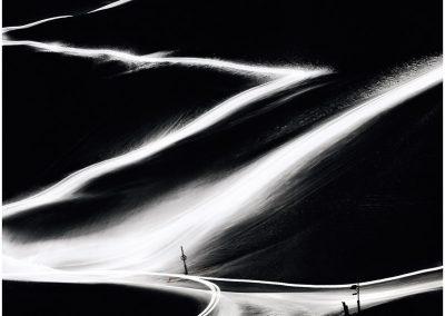 """Olivier Monge -Série """"Blanc"""" / Scan haute def d'aprés negatif 20x25 / tirage jet d'encre grand format"""