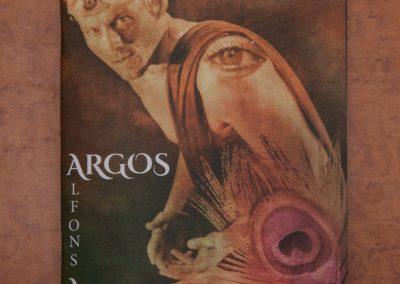 "Brochure ""Argos"", Philippe Talard"